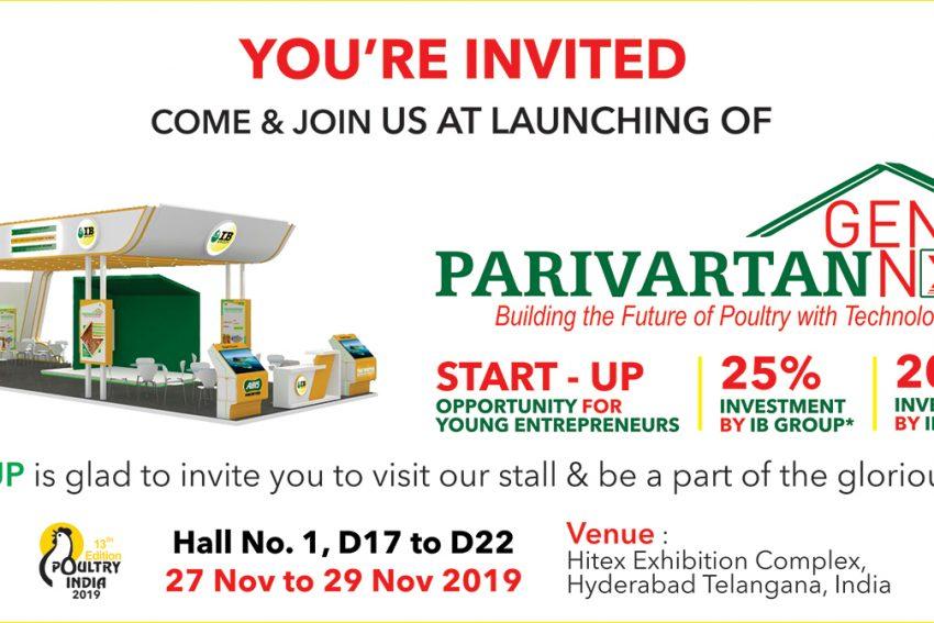 Launching Parivartan GEN NXT