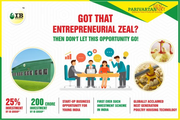 An Entrepreneurship plan young India is looking for