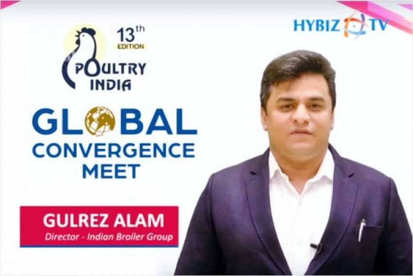 IB Group @ Poultry India 2019, Global Convergence Meet