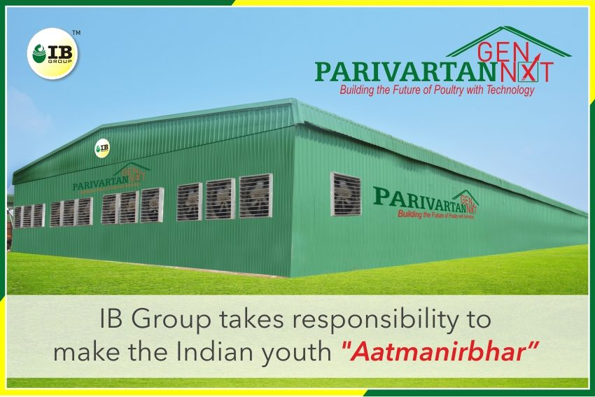 IB Group supports Aatmanirbhar Bharat through Parivartan GEN NXT and technology