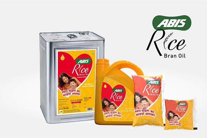 ABIS Rice bran