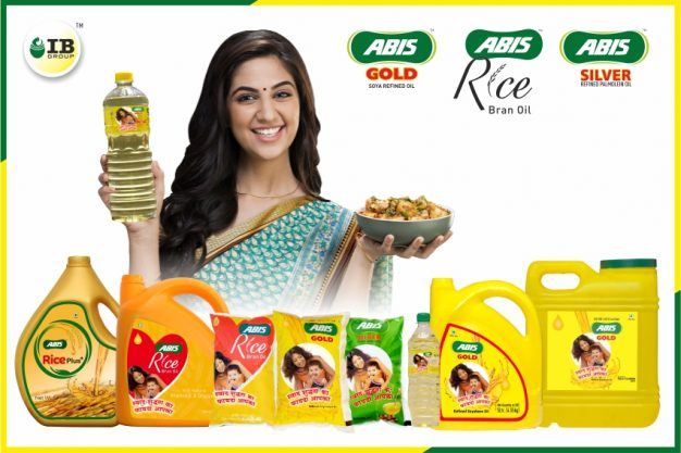 Versatile and adaptable, Combined with taste and health, ABIS Edible Oil!