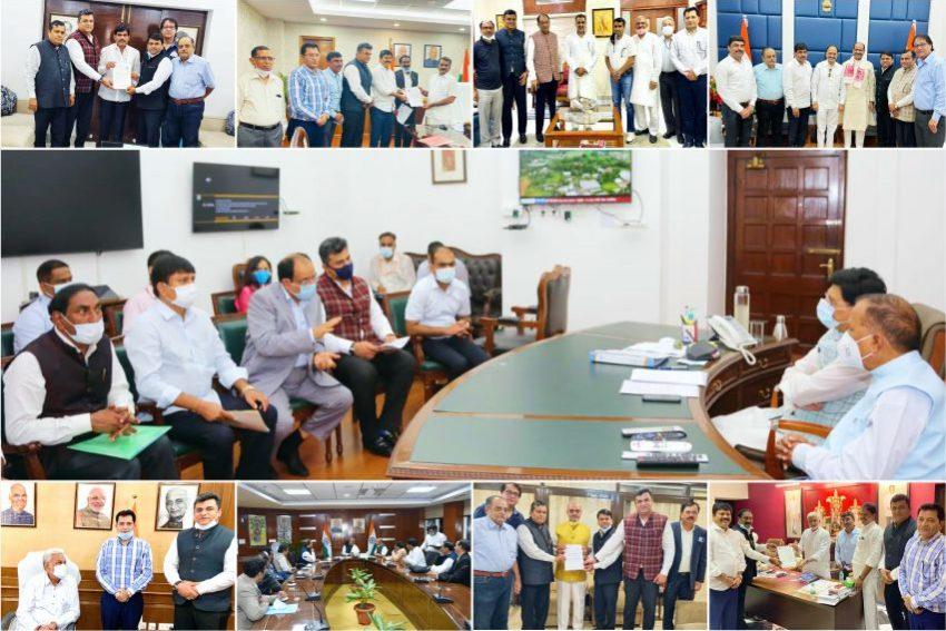 जीएम सोया मील इम्पोर्ट के लिए केंद्र सरकार के साथ हुई कई महत्वपूर्ण बैठकें!